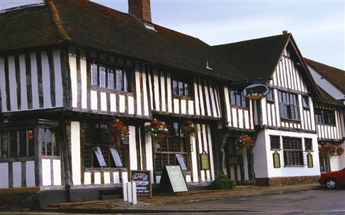 Hotels Near Long Melford