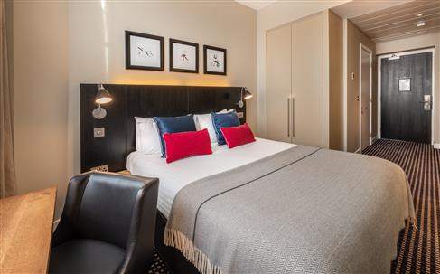 The Nadler Liverpool Hotel Double Room