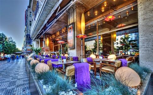 Jalta boutique hotel hotelrez hotels resorts for Luxury boutique hotels prague