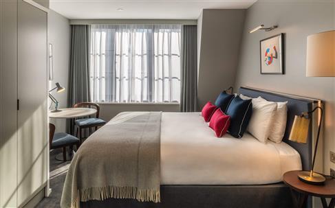 The Nadler Covent Garden Hotelrez Hotels Resorts